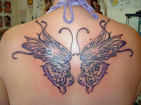 awesome tattoos. http://www.butterfly-tattoos.