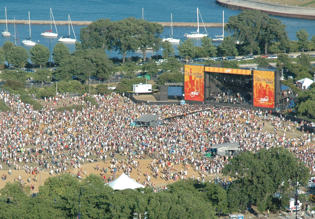 20th Annual LOLLAPALOOZA Set for This Summer