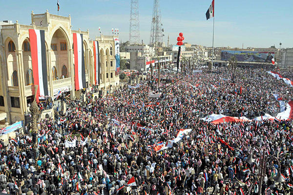 syrian revolution 2011 We urge you to make a clear distinction between the assassin and the victim,  activists of the syrian revolution 2011 said in a statement.